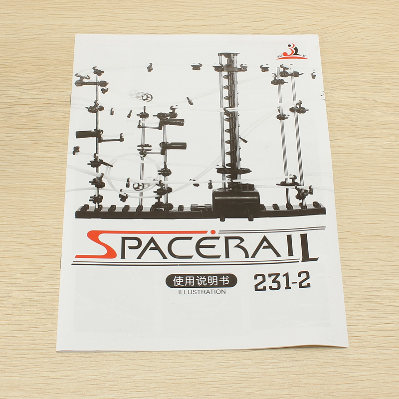 Конструктор SpaceRail Level  2