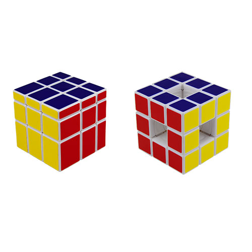 Головоломки Void cube and Mirror Cube