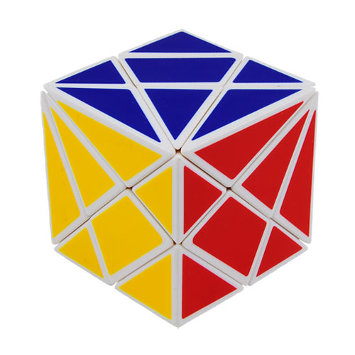Головоломки Fisher Cube and Axis Cube